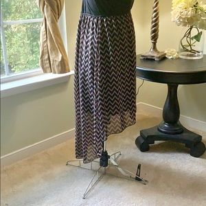Dresses - 🌺Strapless High Low Dress NWT Size 3X